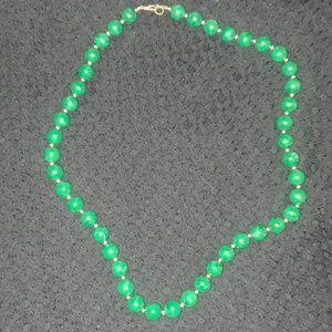 Jewelry - ☆☆ANTIQUE JADE NECKLACE☆☆